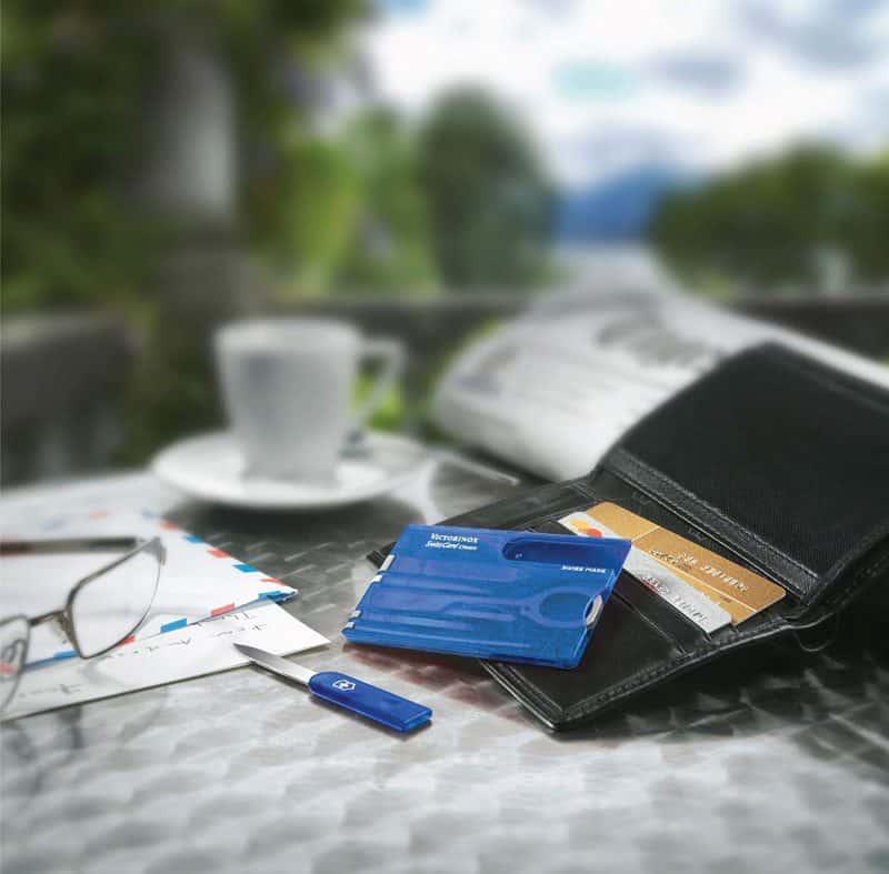 Dụng Cụ Đa Năng Victorinox Swisscard Sapphire 0.7122.T2-4