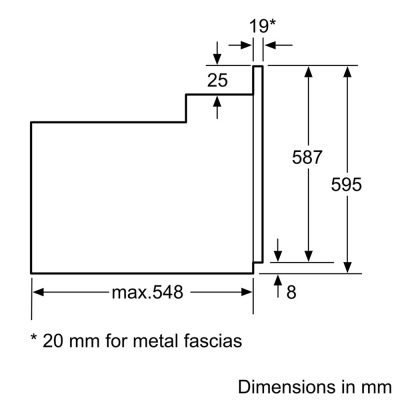 Lò Nướng Bosch HBF113BR0A Series 2 Âm Tủ
