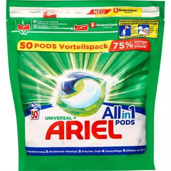 Túi Viên Giặt Ariel Universal+ 8039 - 50 Viên