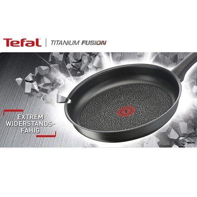 Chảo Tefal G12404 Titanium Fusion 24cm