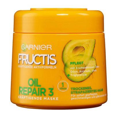 Kem Ủ Dưỡng Tóc Garnier Fructis Oil Repair Maske 300ml