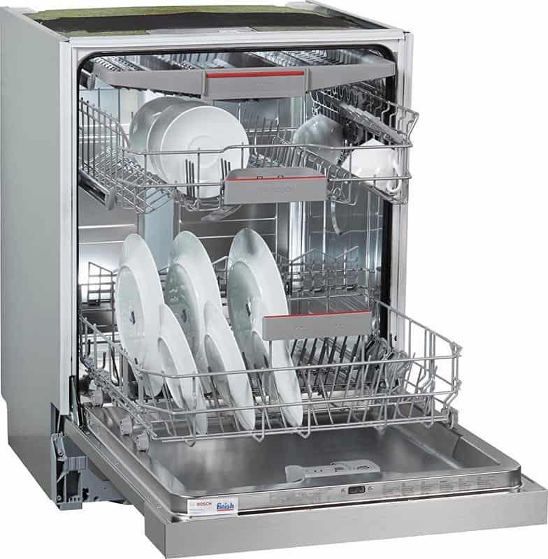 Máy Rửa Chén Bát Bosch SMI68MS02E Series 6 Âm Tủ