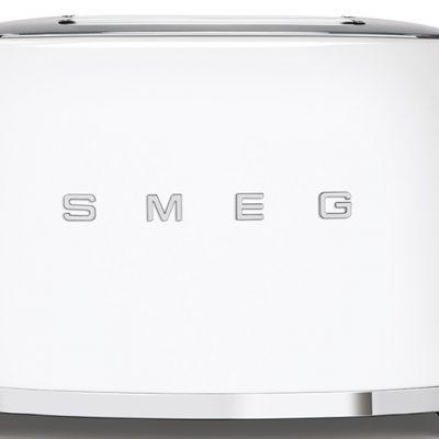 Máy Nướng Bánh Mì Smeg TSF01WHEU White