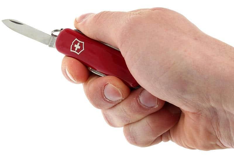 Dụng Cụ Đa Năng Victorinox Ambassador 0.6503 - Red