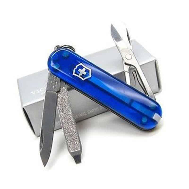Dụng Cụ Đa Năng Victorinox Manager Sapphire 0.6365.T2