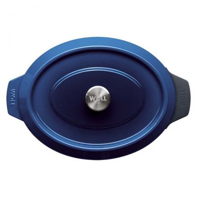 Nồi Gang Woll 3426CI-020 Size 34x26cm Blue