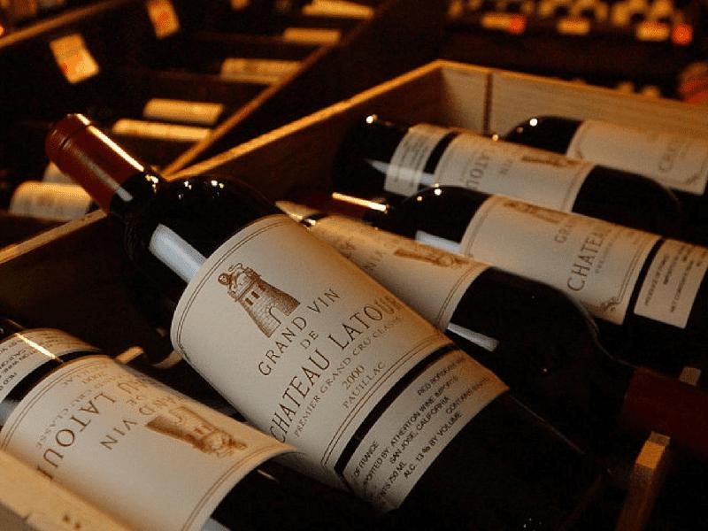 bảo quản rượu vang đúng cách chưa