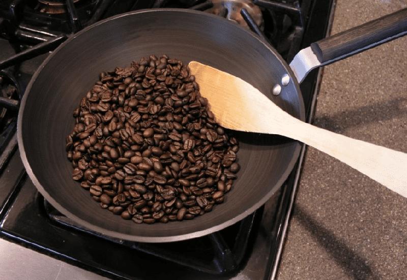 Hướng dẫn cách rang cafe đúng chuẩn đơn giản nhất tại nhà