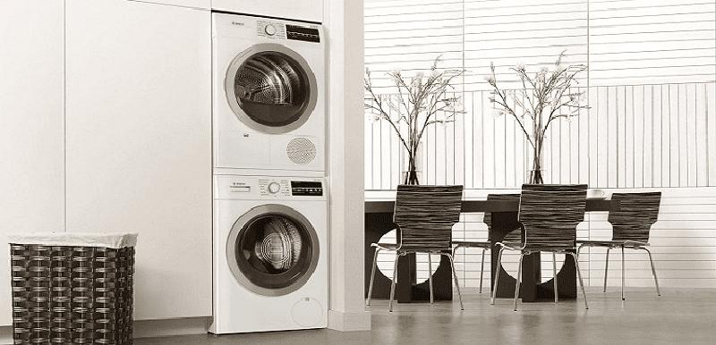 chọn giữa máy giặt sấy và máy sấy