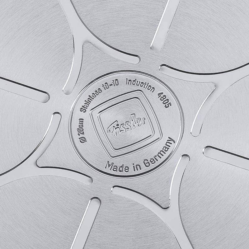 Chảo Fissler Protect Steelux Premium 26 cm - 2