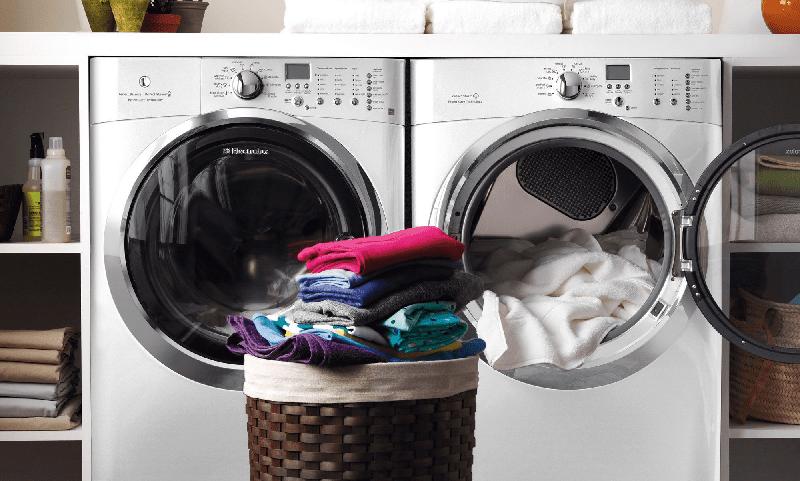 Máy giặt sấy khô không cần phơi có tốt không?