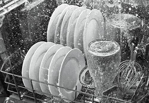 Thực hư máy rửa bát có sạch hay không ?