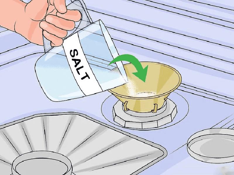 Muối rửa bát có tác dụng gì? Nên dùng muối rửa bát nào?