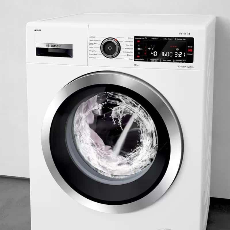 Máy Giặt Cửa Trước Bosch WAV28E42 9kg Series 8 - 4