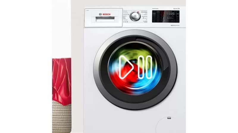 Máy Giặt Cửa Trước Bosch WAV28E42 9kg Series 8 - 13