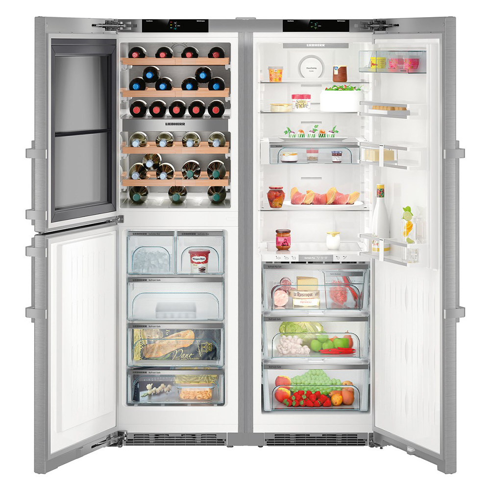 Tủ Lạnh Liebherr SBSes 8496 PremiumPlus