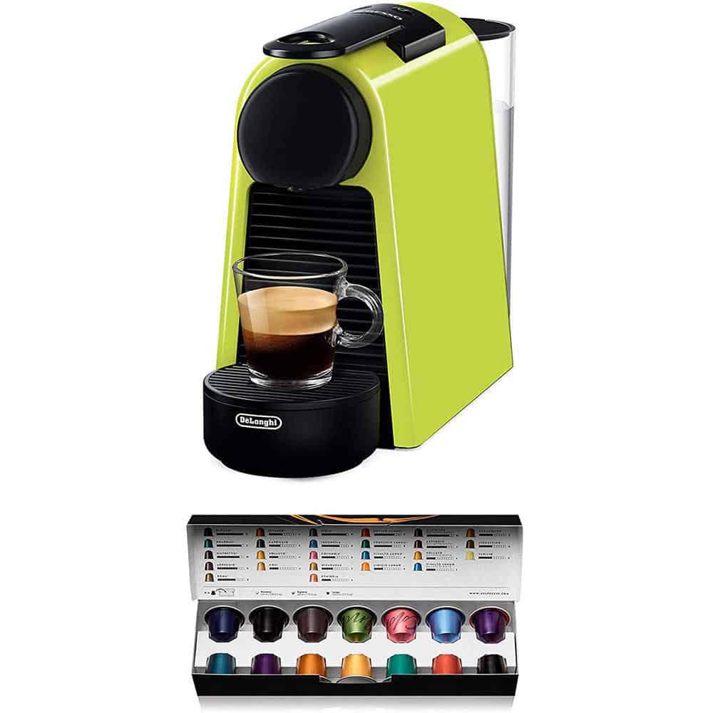 Máy Pha Cà Phê Delonghi Nespresso Mini Essenza EN 85.L