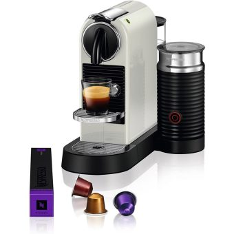 Máy Pha Cà Phê Viên Nén Delonghi Nespresso Citiz EN 267.WAE