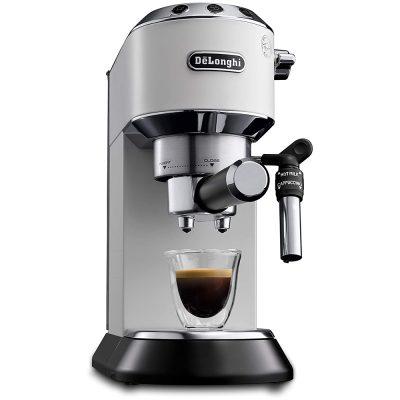 Máy Pha Cà Phê Delonghi Espresso Dedica EC685W